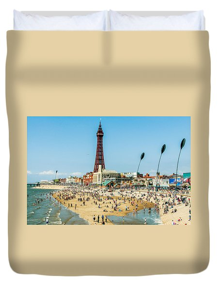 Day Trippers Duvet Cover