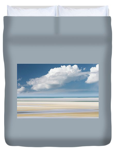 Day Without Rain Duvet Cover