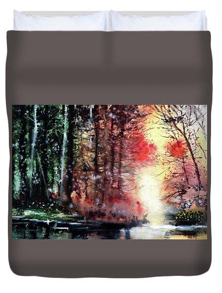 Daybreak 2 Duvet Cover