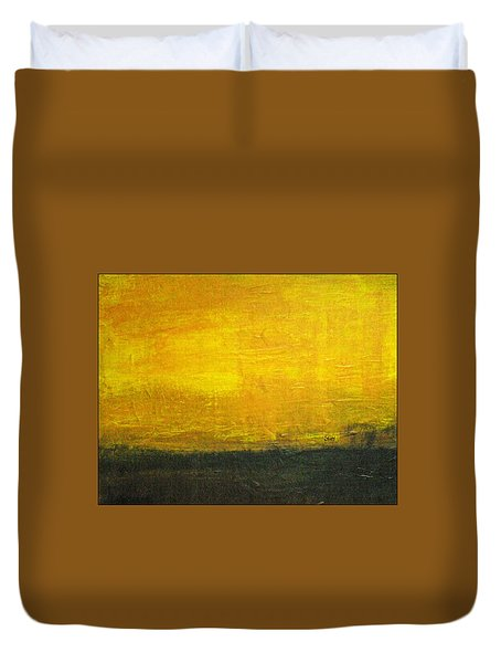 Daybreak Duvet Cover by Scott Haley