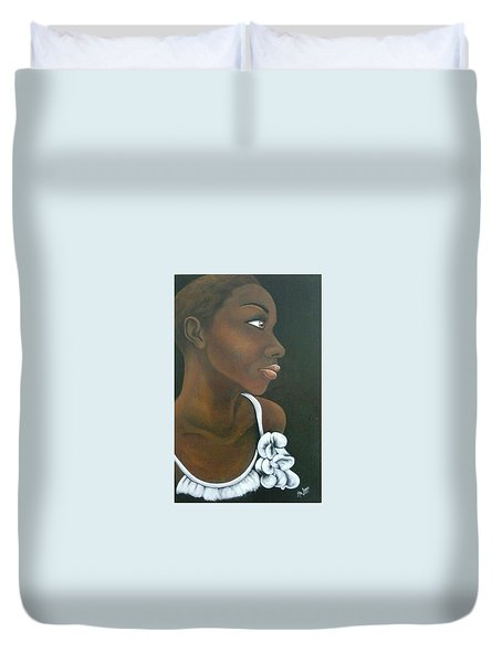Daydreamer Duvet Cover by Jenny Pickens