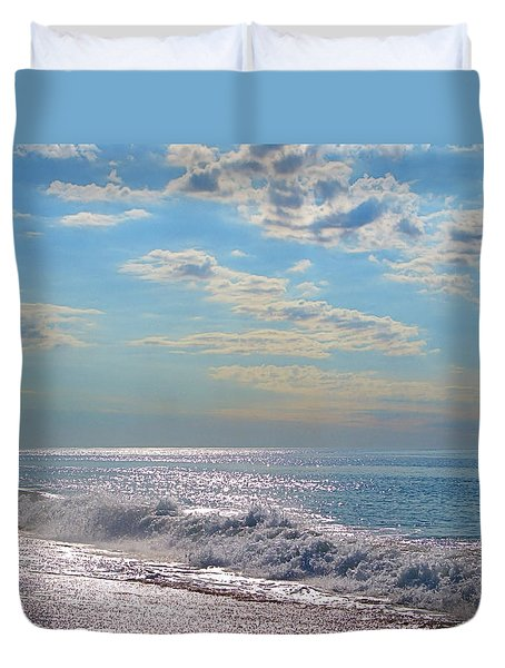 Daylight I I Duvet Cover