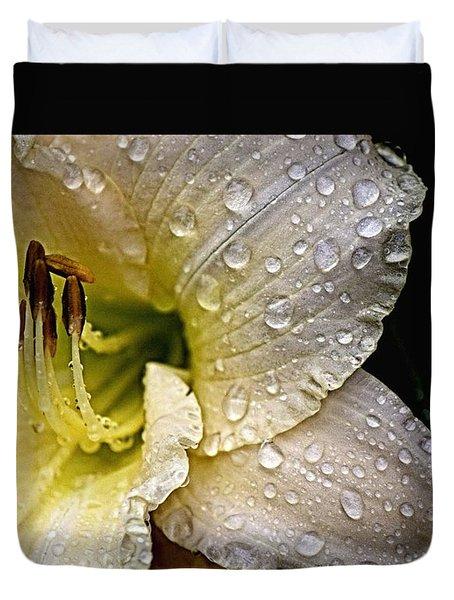Daylilly 1 Duvet Cover
