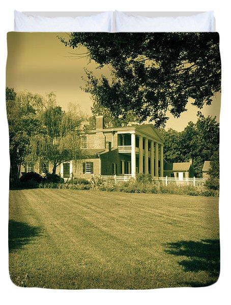 Days Bygone - The Hermitage Duvet Cover