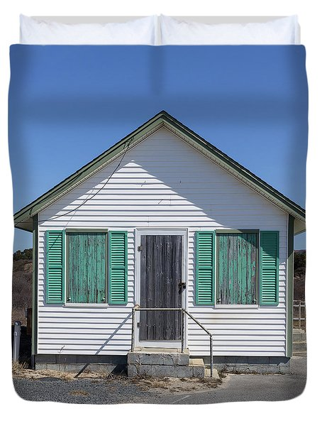 Day's Cottages Weekly Rental Duvet Cover