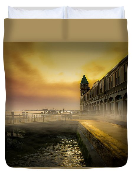 Days End Duvet Cover