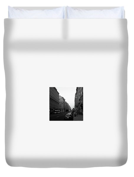 Dc Afternoons Duvet Cover