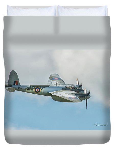De Havilland Mosquito Duvet Cover