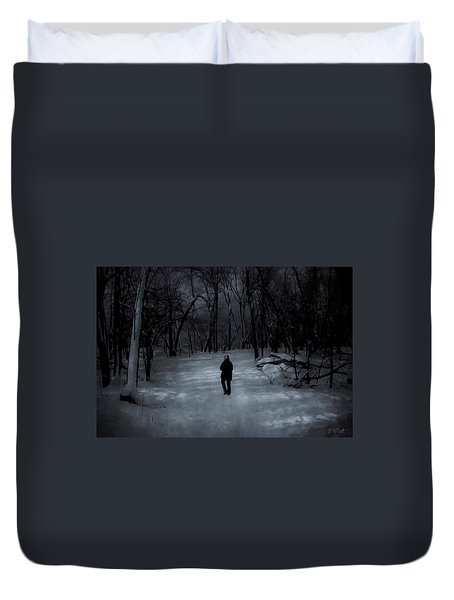 Dead Of Winter Duvet Cover