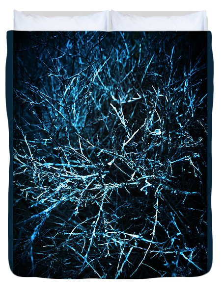 Duvet Cover featuring the photograph Dead Trees  by Jorgo Photography - Wall Art Gallery