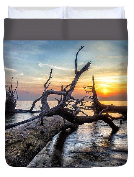 Deadwood Morning Duvet Cover