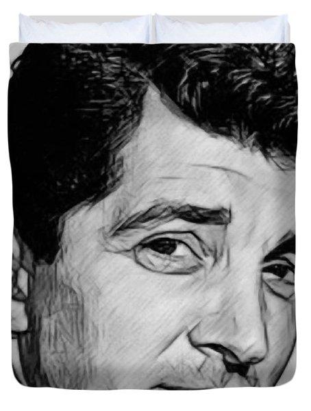 Dean Martin 03 Duvet Cover