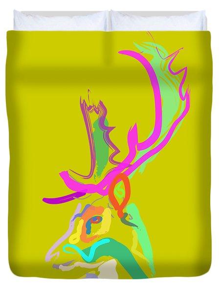 Dear Deer Duvet Cover