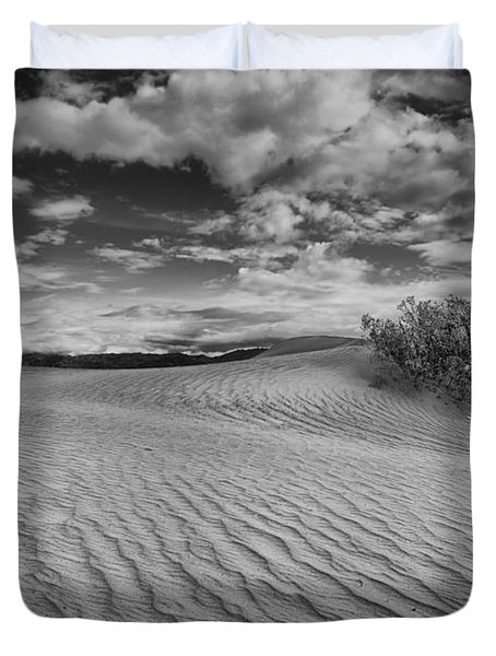 Death Valley Dunes 2 Duvet Cover