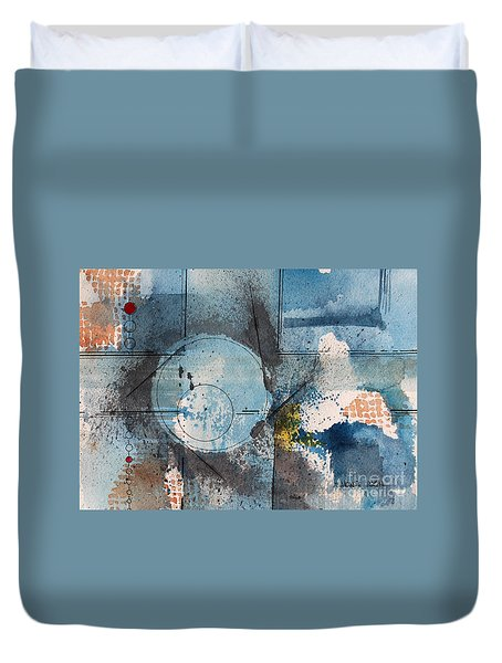 Decisions Duvet Cover