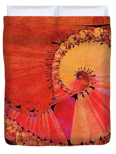 Deco Elemental Duvet Cover