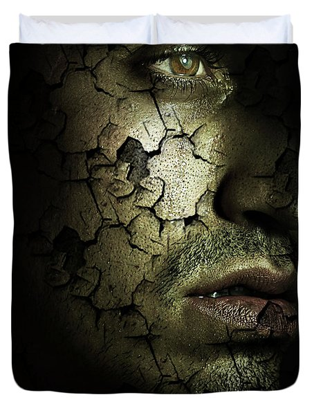 Decomposition Duvet Cover