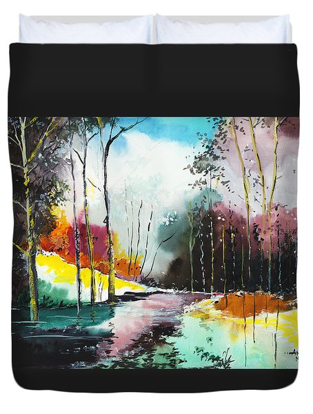 Deep 5 Duvet Cover