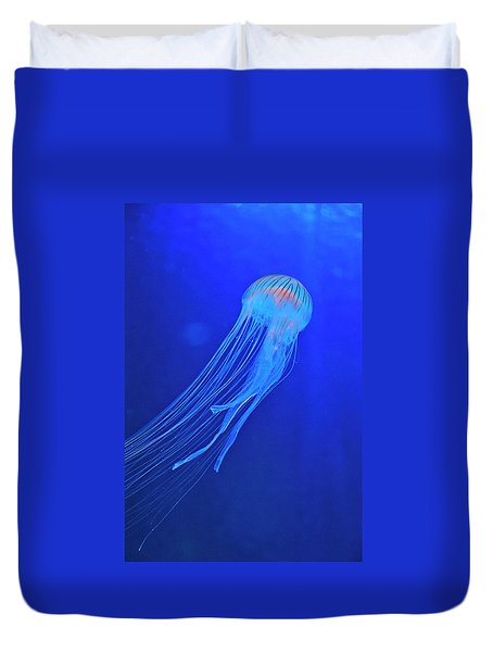 Deep Blue Sea Duvet Cover