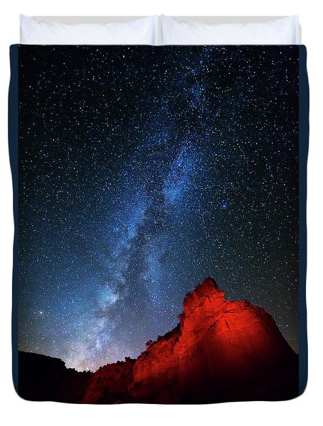 Deep In The Heart Of Texas - 1 Duvet Cover by Stephen Stookey