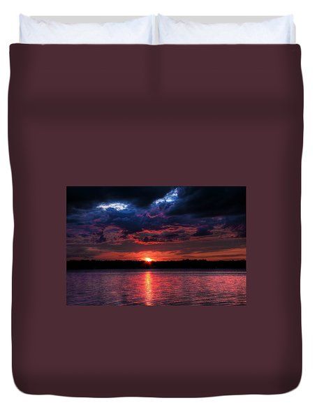 Deep Sky Duvet Cover