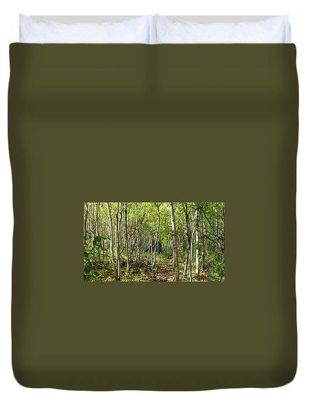Deer Hide Duvet Cover