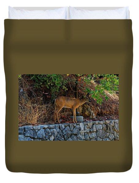 Deer Duvet Cover