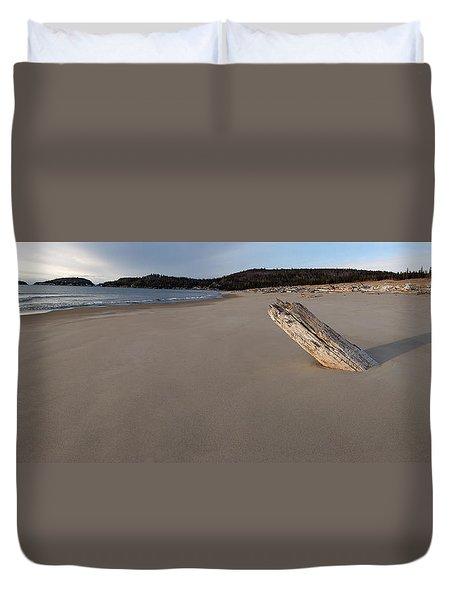 Defiant   Duvet Cover