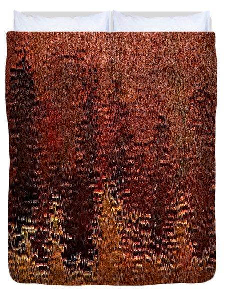 Degradation Duvet Cover