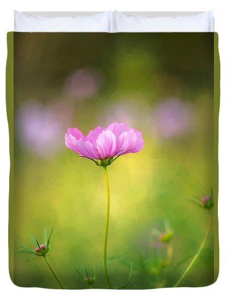 Delicate Beauty Duvet Cover