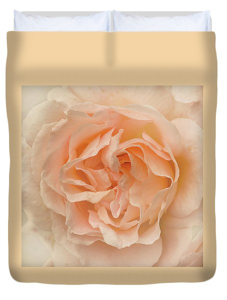 Delicate Rose Duvet Cover