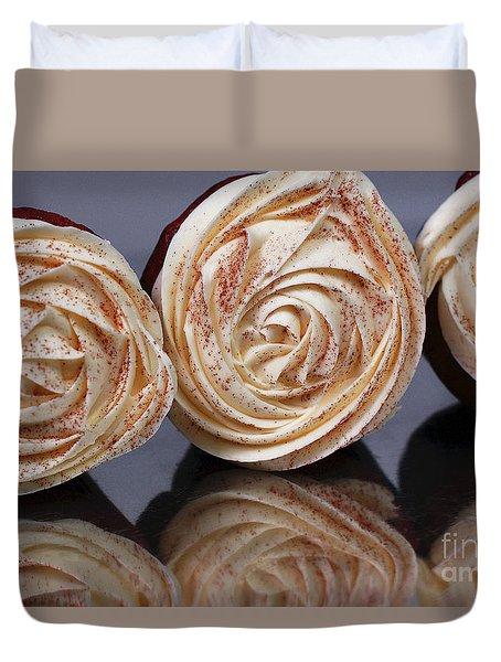 Delicious Duvet Cover by Afrodita Ellerman