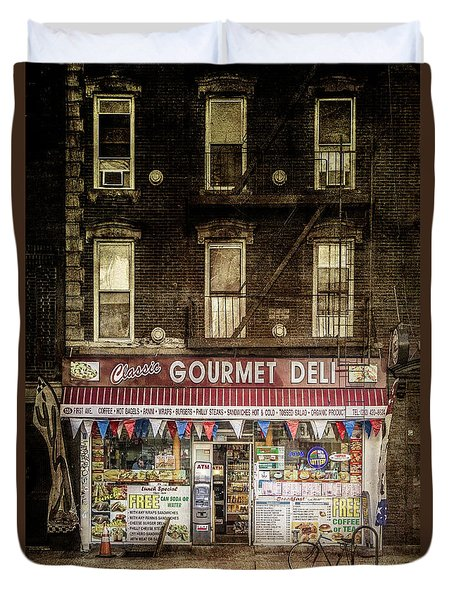Delightful Duvet Cover