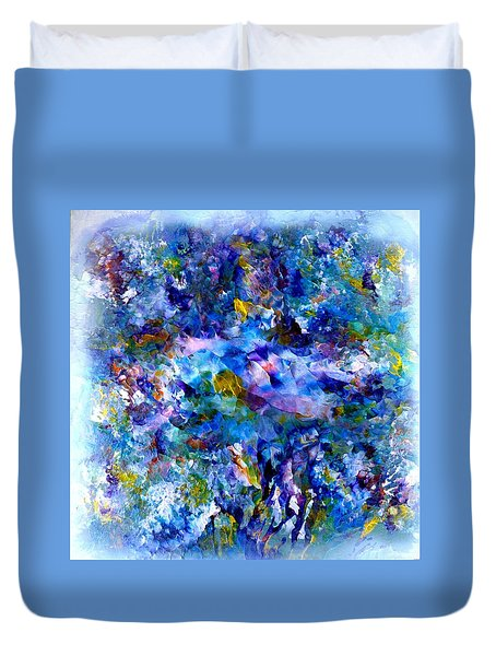 Delightfuly Beautiful Duvet Cover