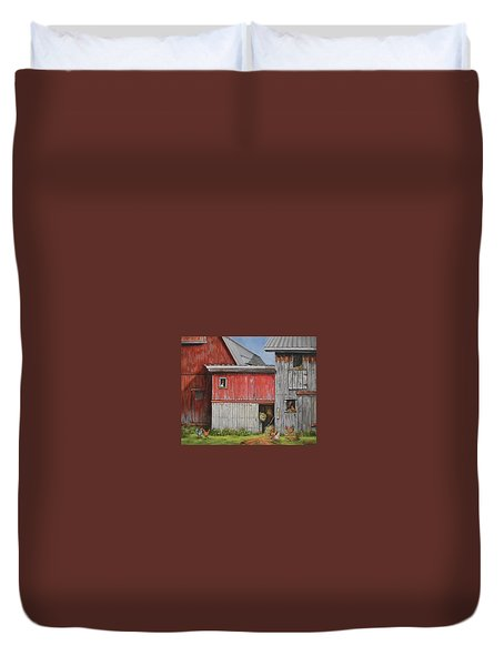 Deluxe Accommodations Duvet Cover