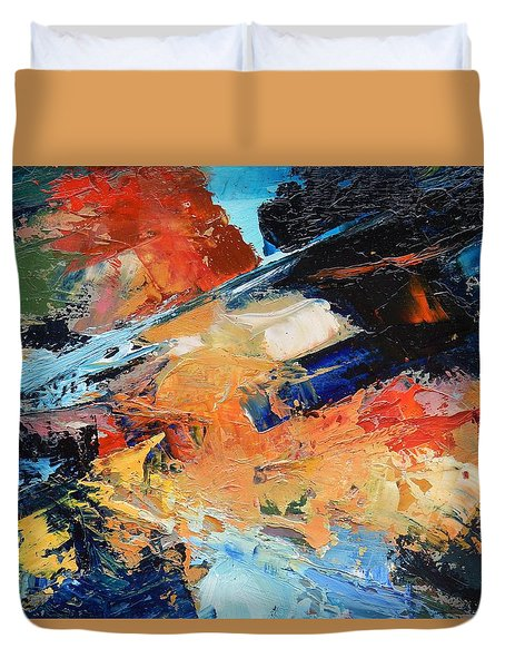 Demo Sketch Duvet Cover by Gary Coleman
