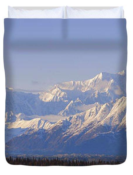 Denali Duvet Cover