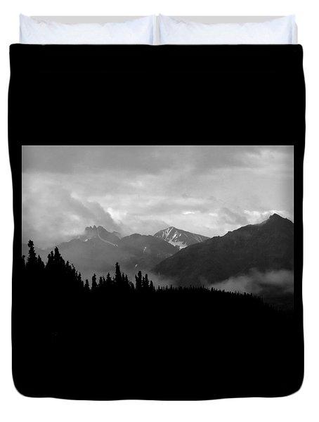 Denali National Park 1  Duvet Cover