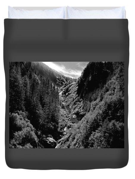 Denali National Park 3 Duvet Cover