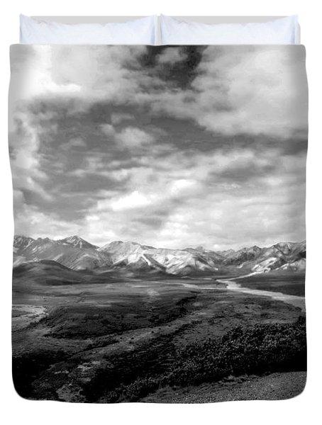Denali National Park 4 Duvet Cover