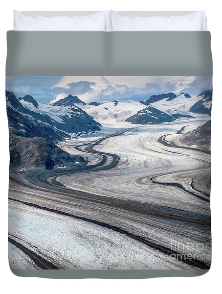 Denali National Park Duvet Cover