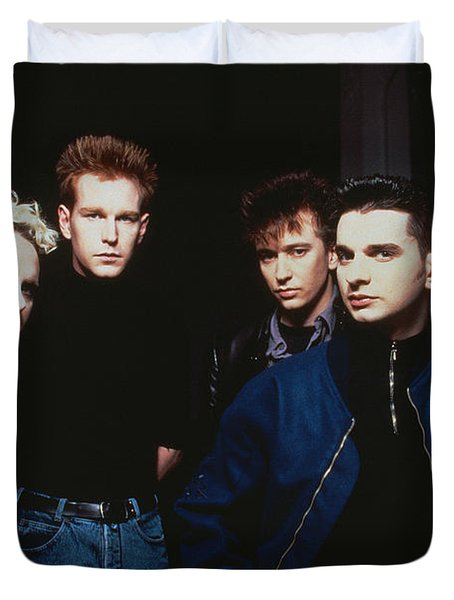 Depeche Mode Duvet Cover