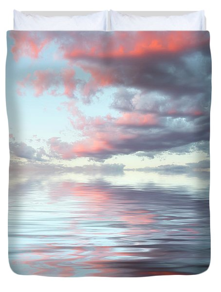 Depth Duvet Cover by Jerry McElroy