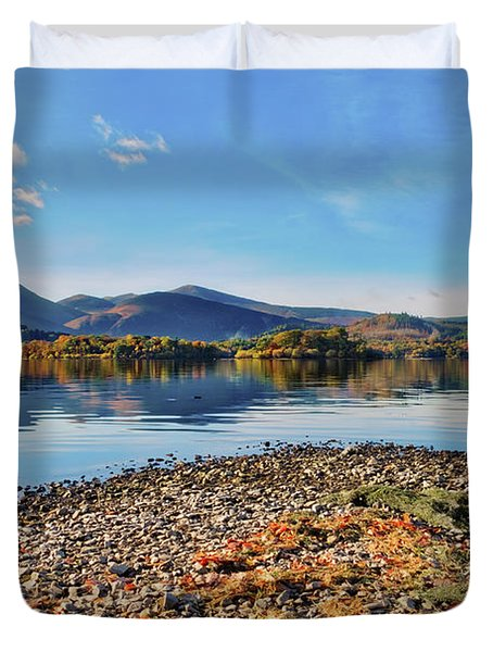 Derwent Shoreline Duvet Cover