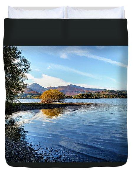 Derwent Water Duvet Cover