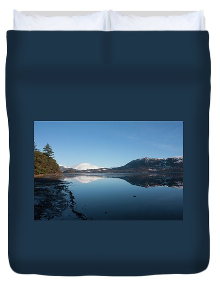 Derwentwater Shore View Duvet Cover