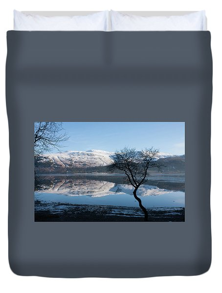 Derwentwater Tree View Duvet Cover