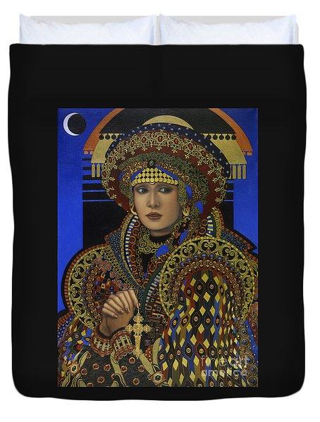 Desdemona Duvet Cover by Jane Whiting Chrzanoska
