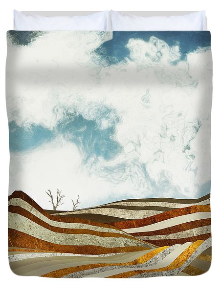 Desert Calm Duvet Cover