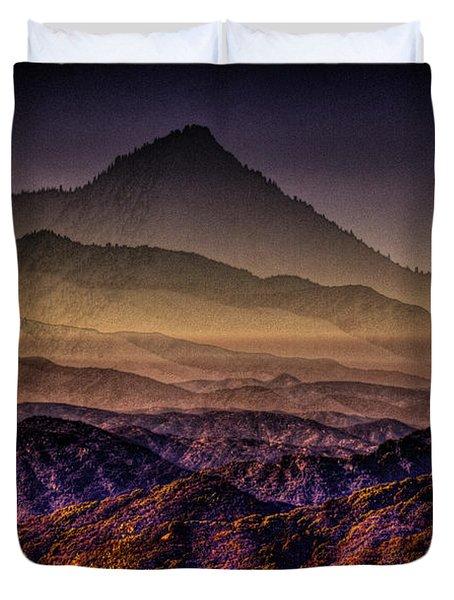 Desert Dreams Duvet Cover